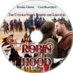 Robin Hood (2010) R1 Custom CD Cover