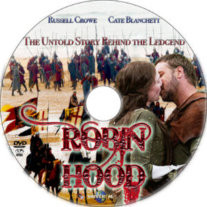 robin hood cd cover