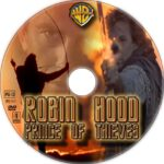 Robin Hood Prince of Thieves (1991) Custom CD Cover