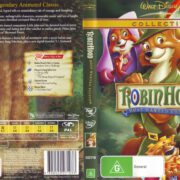 Robin Hood (1973) Most Wanted Edition WS R4