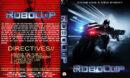 ROBOCOP (2014) Custom DVD Cover