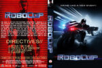ROBOCOP (2014) Custom DVD Cover