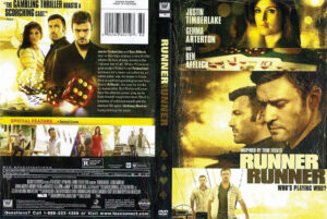 runner runner dvd cover