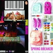 Spring Breakers (2012) R0 Custom
