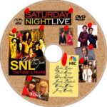 Live from New York: The First 5 Years of Saturday Night Live (2005) R1 Custom CD Cover
