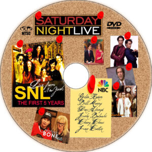 saturday night live cd cover