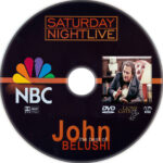 Saturday Night Live: The Best of John Belushi (2005) R1 Custom CD Cover
