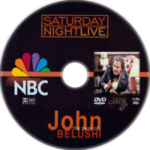 saturday night live cd cover