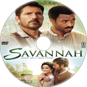 savannah 2013 dvd label