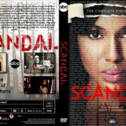 Scandal: Season 1 (2012) R1 CUSTOM
