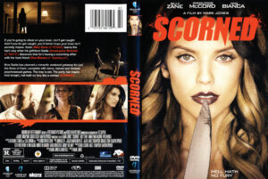 scorned dvd cover