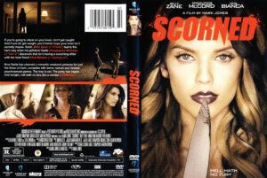 scorned dvd cover