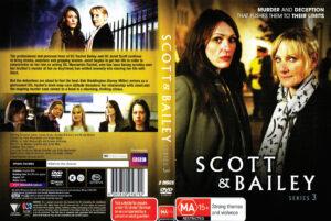 Scott & Bailey dvd cover