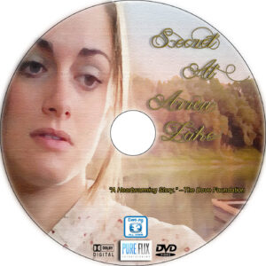 secret at arrow lake dvd label