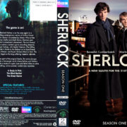 Sherlock: Season One (2010) R1 Custom