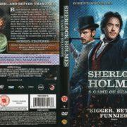 Sherlock Holmes: A Game Of Shadows (2011) R2