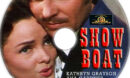 Show Boat (1951) Custom DVD Label