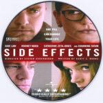 Side Effects (2013) R0 DVD Label