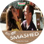 Smashed (2012) R0 Custom Blu-Ray/DVD Labels