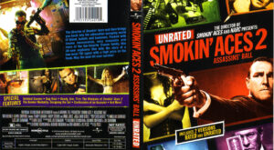 Smokin' Aces 2 dvd cover