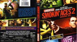 Smokin' Aces 2 dvd cover