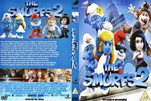 Smurfs 2 (2013) R2 Custom