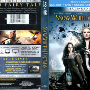 Snow White And The Huntsman (2012) R1 Front Cover