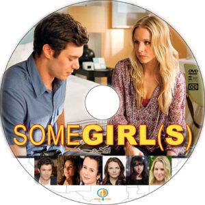 some girls 2013 dvd label