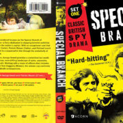 Special Branch (1969) R1 Custom DVD Cover