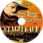 Stagecoach (1939) R1 Custom CD Cover