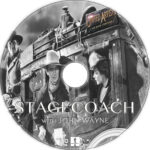 Stagecoach (1939) R1 Custom DVD Labels