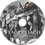 Stagecoach (1939) R1 Custom DVD Labels