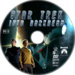 Star Trek: Into Darkness (2013) R1 Custom CD Cover