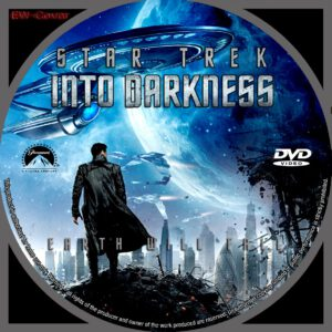 Star Trek Into Darkness (2013) R0 CUSTOM CD