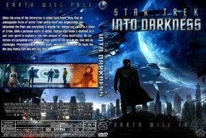 Star Trek Into Darkness (2013) R0 CUSTOM