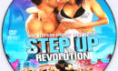 Step Up: Revolution (2012) - CD label