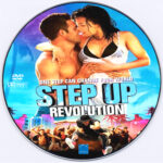Step Up: Revolution (2012) – CD label