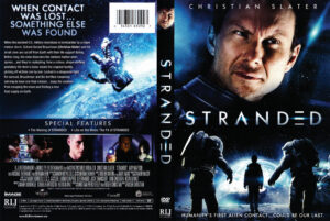stranded dvd cover