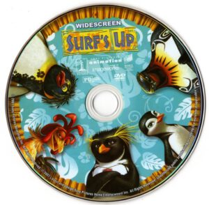 Movie surf's up