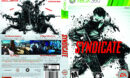 Syndicate (2012) NTSC