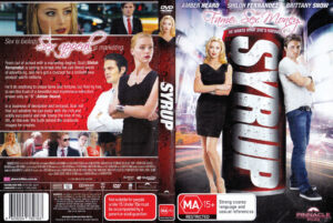 syrup dvd cover