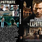 THE EXPATRIATE (2011) Custom – Greek Front Cover