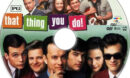 That Thing You Do! (1996) R1 Custom DVD Label