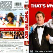 That's My Boy (2012) R1