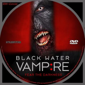 The Black Water Vampire (2014) R0 CUSTOM CD