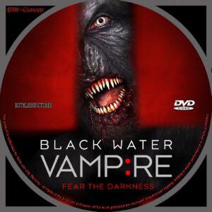 The Black Water Vampire (2014) R0 CUSTOM CD