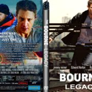 The Bourne Legacy (2012) R1 CUSTOM