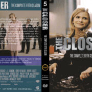 The Closer Season 5 (2009) UR R1 Custom