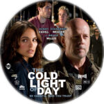 The Cold Light of Day (2012) R1 Custom CD Cover