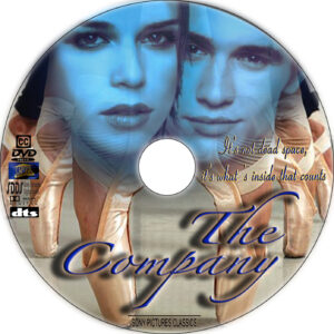 the company cd cover